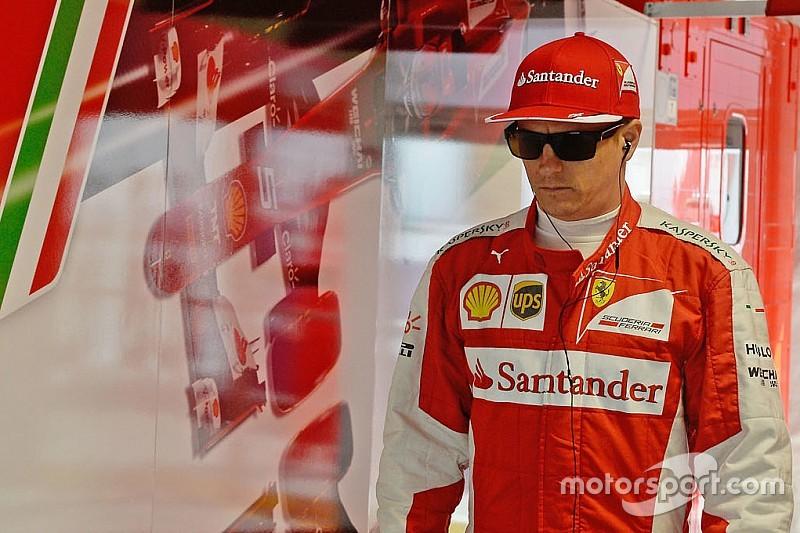 """Raikkonen: """"Es Ferrari o nada para mí en la F1"""""""