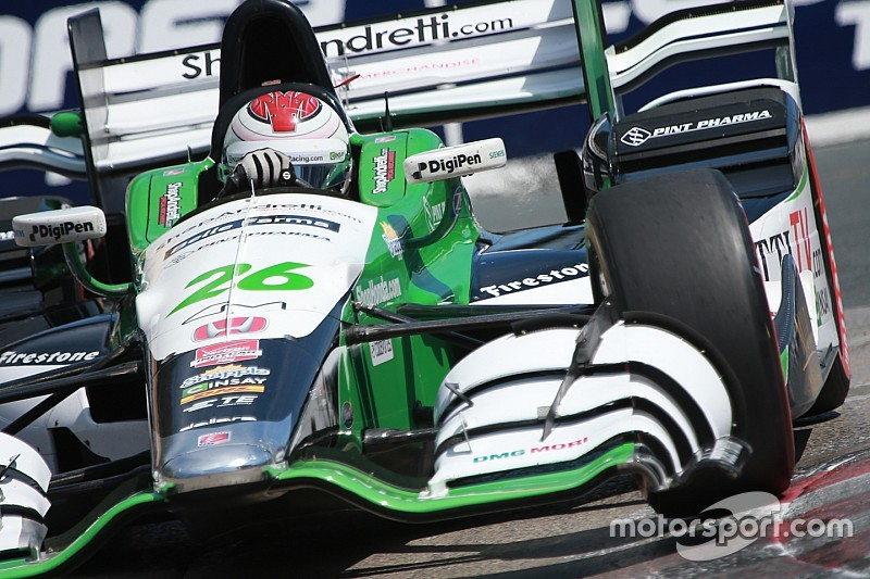 IndyCar awards Chevrolet, punishes Honda after Toronto
