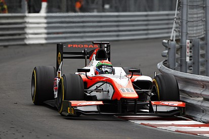 Canamasas misses out on Austria GP2 round