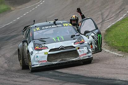 Estering - Petter Solberg vise une troisième victoire cette saison