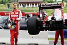 Deux pépins en deux séances pour Vettel, mais le rythme est là