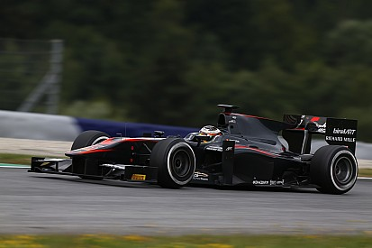 Austria GP2: Vandoorne takes record-breaking pole