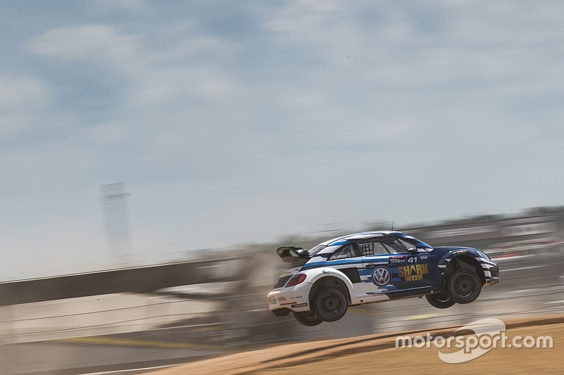 Daytona - Speed, Piquet et les autres à l'assaut de Ken Block