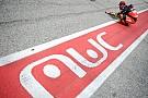 Ducati, entre chutes et chrono prometteurs