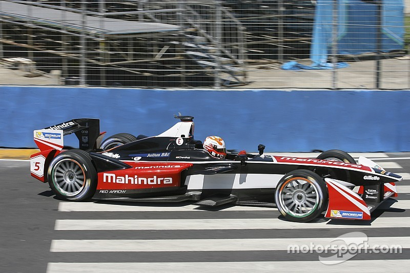 Second-generation Mahindra package hits the track