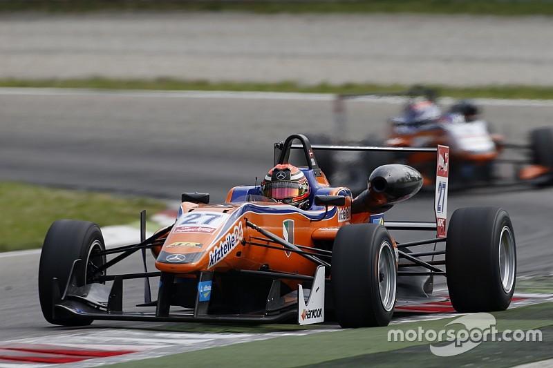 Jensen consigue la pole para la carrera 2 en Spa
