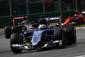 Sauber has a good Friday practice in Austria