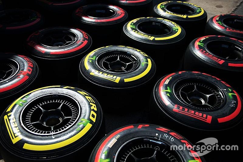 Pirelli, desconcertado por lo que pide Michelin