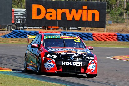 Coulthard smashes new practice record