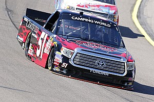 NASCAR Truck Race report Christopher Bell shines in his NASCAR debut