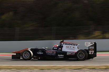 Deuxième pole position consécutive pour Luca Ghiotto!