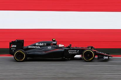 McLaren inicia classificação com punição de 50 posições no grid