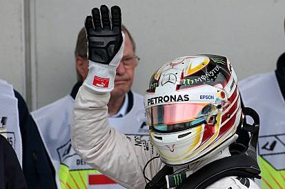 Na pole, Hamilton garante que pneus não serão problema