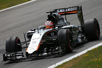 Hulkenberg: Beating one Williams is a small miracle