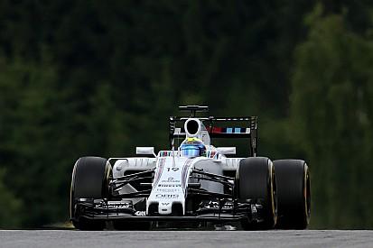 "Williams duo ""in the fight"" for Austrian GP podium"