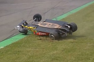 F3 Europe Race report Huge aerial crash for Menezes mars second Spa race – video