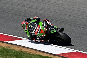 World Superbike Qualifying report Misano Superpole goes to Sykes