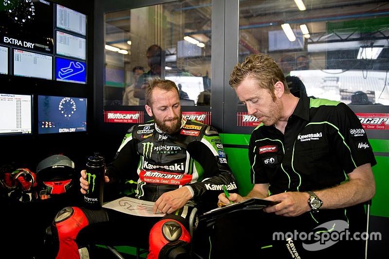 Surpris d'être en pole, Sykes a favorisé la préparation des courses