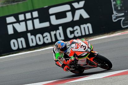 Max Biaggi espère se maintenir dans le top 5 en course