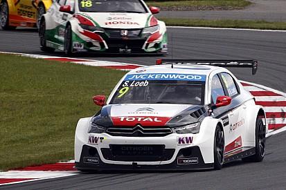 Loeb reste satisfait de sa troisième place sur la grille
