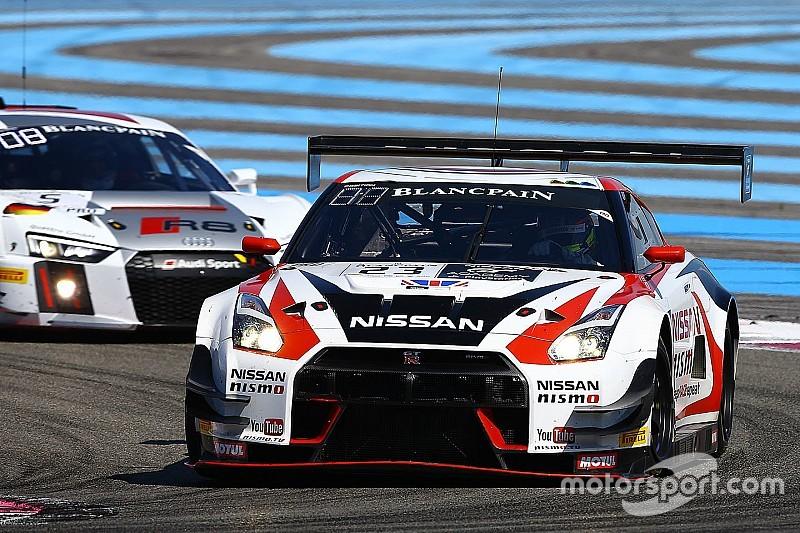 Com direito a susto no fim, trio da Nissan fatura a etapa de Paul Ricard