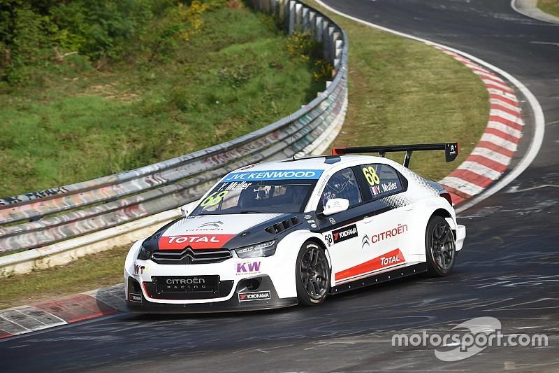 Мюллер одержал победу в первой гонке в Словакии