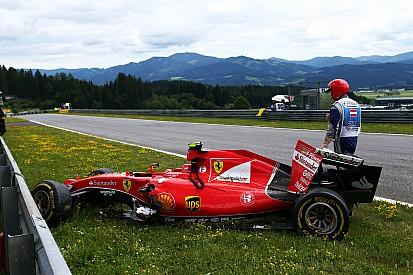 Räikkönen desconoce lo que sucedió