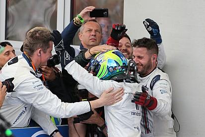 Massa consegue primeiro pódio do ano após batalha com Vettel