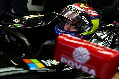 Maldonado está satisfecho con la carrera