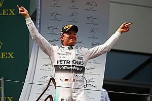 Fórmula 1 Últimas notícias Com 3ª do ano, Rosberg empata em número de vitórias com Massa
