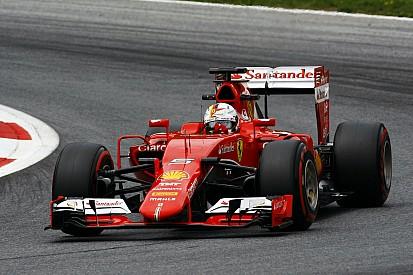Vettel: Mercedes was unbeatable in Austria