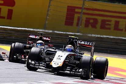 Pérez, satisfecho con los puntos y ayudar a Force India