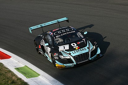 Bad weekend for the Belgian Audi Club Team WRT at Paul Ricard 6-hour race