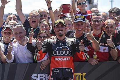 Ducati sauve le maximum, à savoir deux podiums