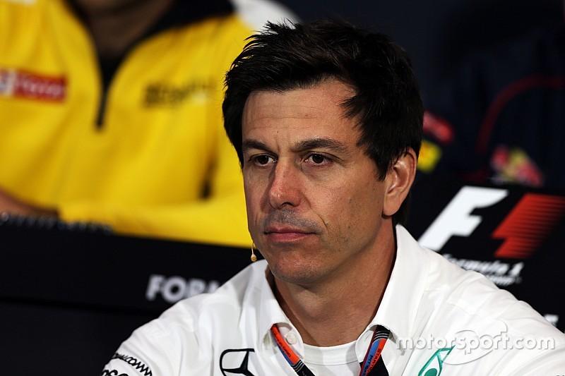 Wolff admite que el dominio de Mercedes no es bueno