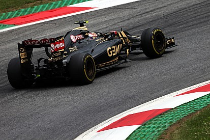Após quase bater em disputa com Verstappen, Maldonado pontua