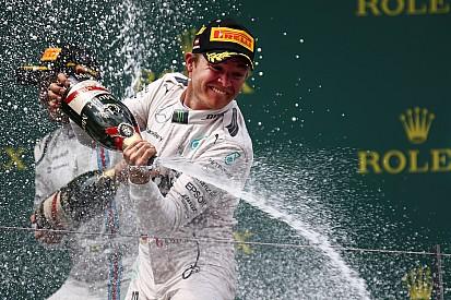 """Para Rosberg, el triunfo en Austria es un """"sentimiento maravilloso"""""""