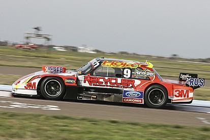 Werner lideró el 1-2-3 de Ford en Posadas
