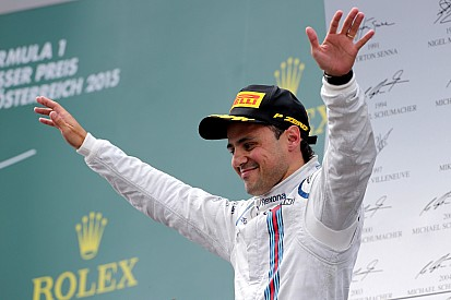 Massa finished third and Bottas fifth in today's Austrian GP
