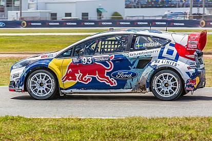 Eriksson dominates second Daytona final