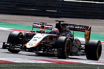 Sahara Force India scored ten points in today's Austrian GP