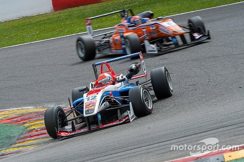 Vidéo - Revivez les courses de F3 Europe à Spa-Francorchamps!