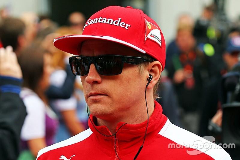 Ferrari dice que la actuación en el GP de Austria, no afectará a Raikkonen