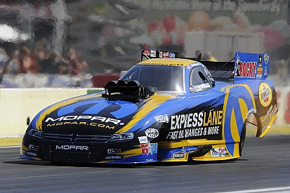 Hagan, Crampton and Enders win on father's day at NHRA Thunder Valley Nationals