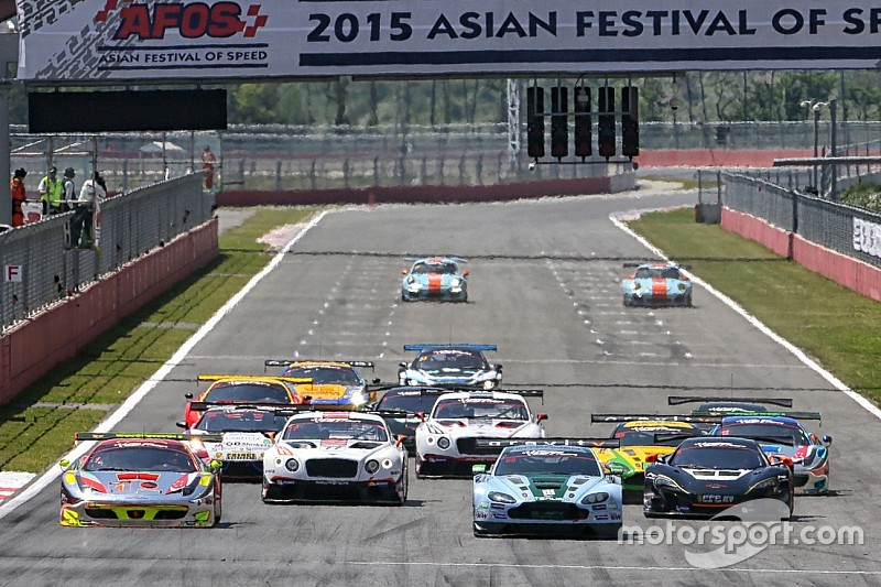 Asia's most successful GT Series returns to Okayama