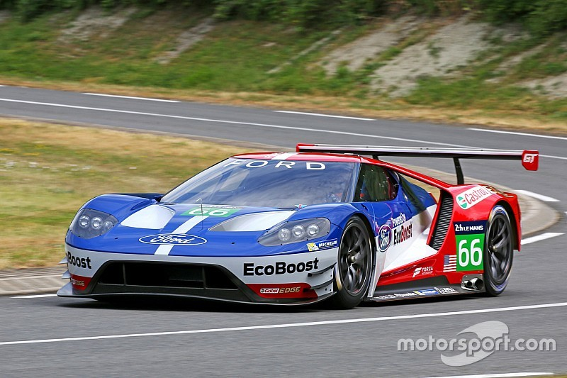 GTLM class provides ultimate opportunity for factories to race what ...
