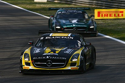 Podium for Black Falcon in Paul Ricard 1000km