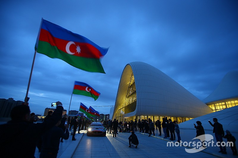 Правительство Азербайджана задумывается о собственной команде Ф1