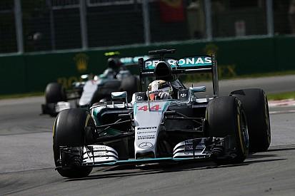 """Mercedes - Notre domination peut être """"néfaste"""" pour le spectacle"""