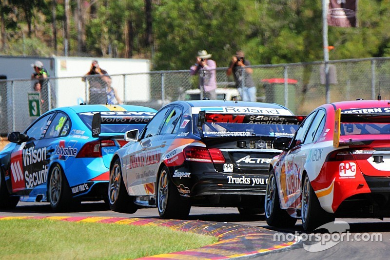 V8 Supercars adds extra co-driver practice